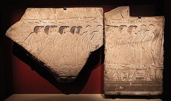 Mostra reune arte dos tempos dos faraos nos EUA - Foto1