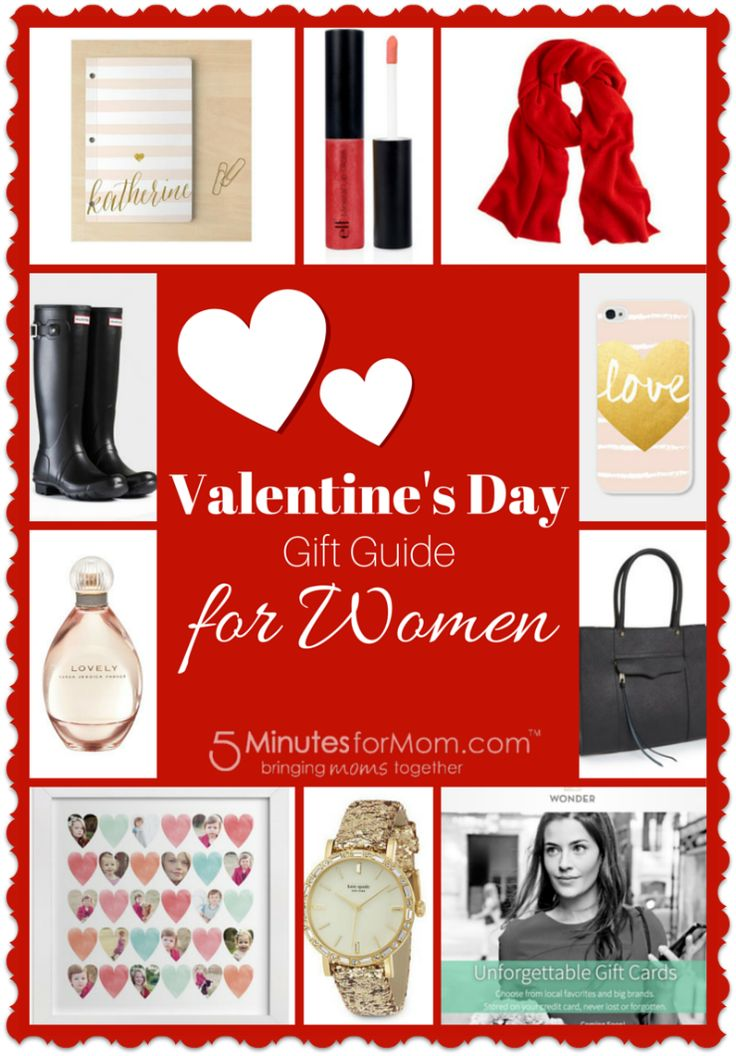 Top valentines gifts for women gift cards for women for Valentine gifts for ladies