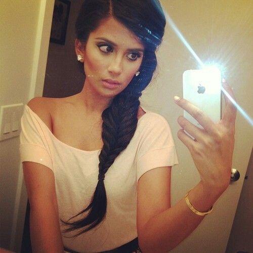 17 Best Ideas About Casual Braided Hairstyles On Pinterest Easy Casual Hairstyles Cute Simple