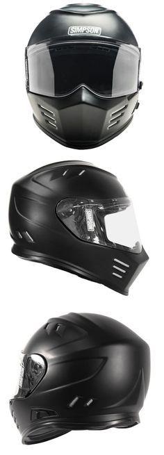 Simpson Ghost Bandit Helmet Viewpoints