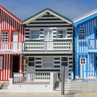 Gaape - Arquitectura, Planeamento e Engenharia: Reconstrução da Casa das Riscas Verdes na Praia da...