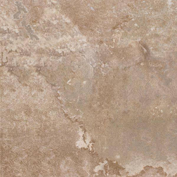 Luxury vinyl tile duraceramic rustic stone light beige for Congoleum vinyl flooring