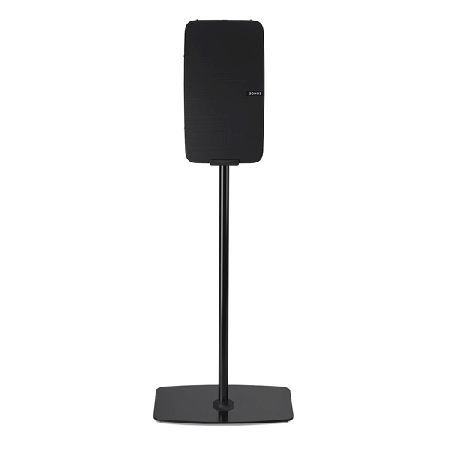Flexson Floor Stand for Sonos Play:5 Vertical Flexson Floor Stand for Sonos Play:5 Vertical Version The Flexson Floor Stand for the SONOS PLAY:5 (gen2) puts your speaker at the ideal listening height and holds it in a vertical position - the idea http://www.MightGet.com/january-2017-12/flexson-floor-stand-for-sonos-play5-vertical.asp