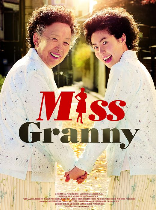 Check out the Korean hit movie Miss Granny on DramaFever!