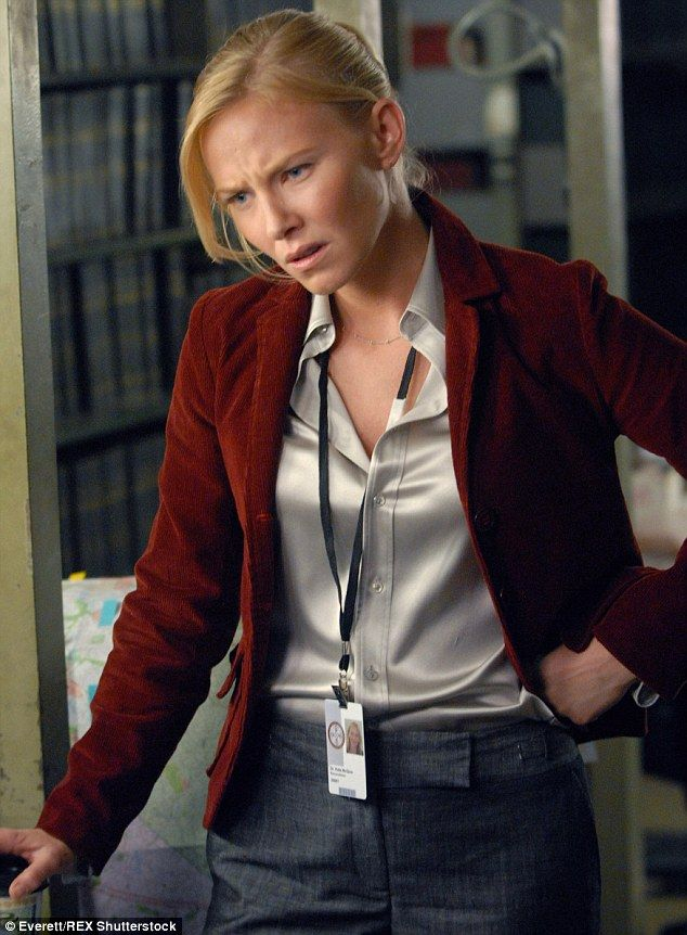 Big break: Kelli has played Detective Amanda Rollins on NBC's critically acclaimed show since 2011