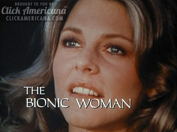 The Bionic Woman intro (1976-1978)