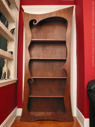 Bookshelf - Woodworking Project