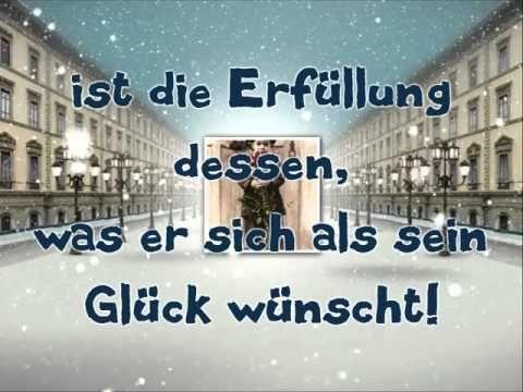 Gruß zum Jahreswechsel...Silvester..Neujahr - YouTube