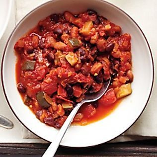 Sam's Vegetarian Bean Chili Recipe — Dishmaps