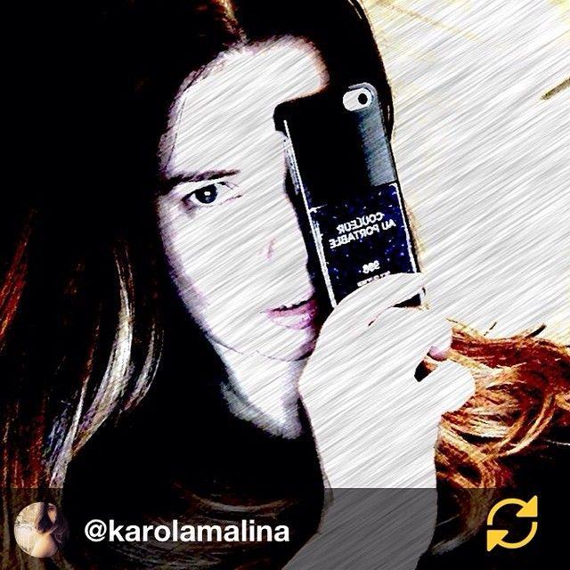 Ikona stylu Karolina Malinowska jest fanką etui na iPhone IPHORIA