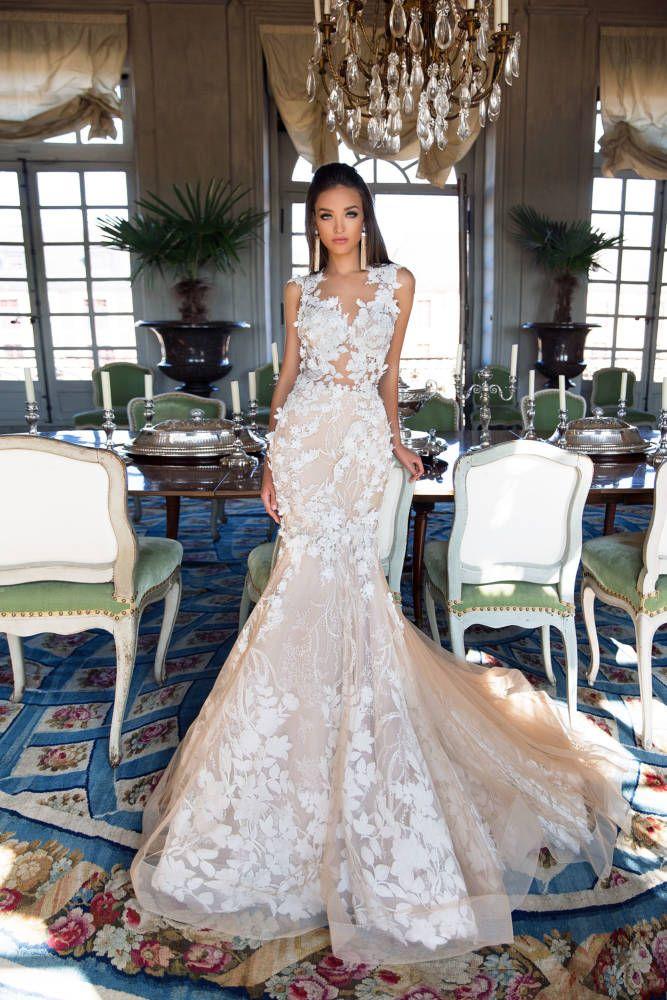 Milla Nova Aora Wedding Dress   New