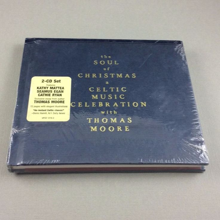 Moore choose songs specifically for this project and collaborated on the arrangements. Disc 2 features Moore speaking lovingly about Christmas and its most important aspects, including the tree, the star, the Virgin Mother and, of course, the Divine Child. | eBay!