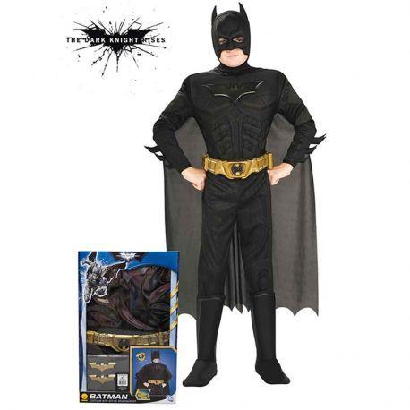 #Disfraz #Batman Infantil. ideal para fiestas o realizar un bonito regalo. Mercadisfraces tu #tienda de #disfraces #online