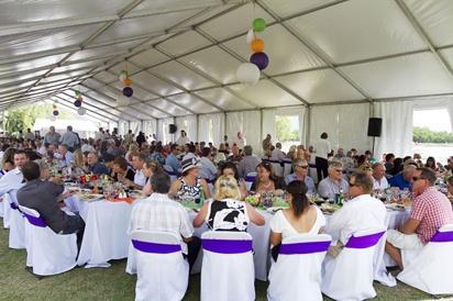 Sheraton Mirage Longest Lunch #portdouglas #pdcarnivale