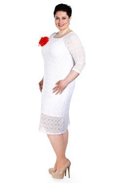 KORNEL - krajkové šaty