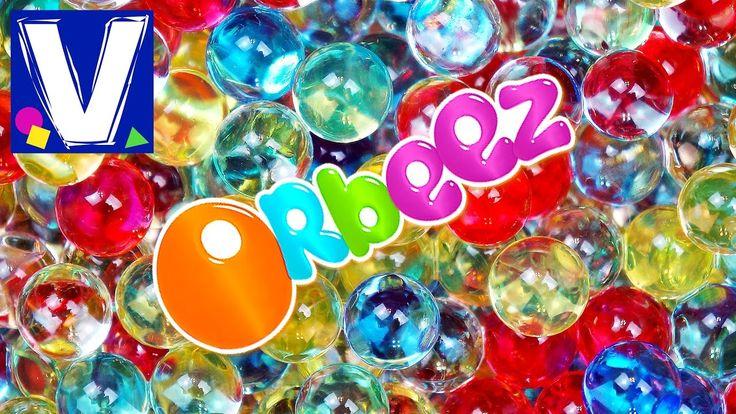 ОРБИЗ. 20000 шариков ORBEEZ. Ищем сюрпризы. Влад ТВ Шоу. Мы вырастили 20000 шариков орбиз и спрятали в них разные сюрпризы. Влад ищет, открывает сюрпризы и п...