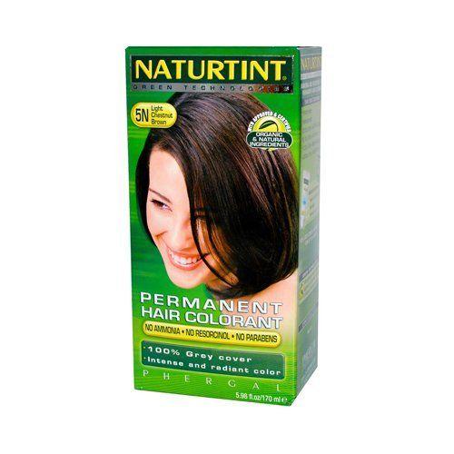 Natural Non Toxic Hair Color