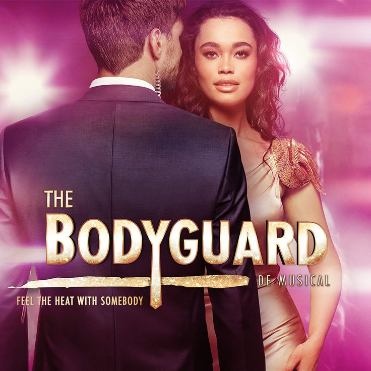 The Bodyguard - Stage Entertainment 300316