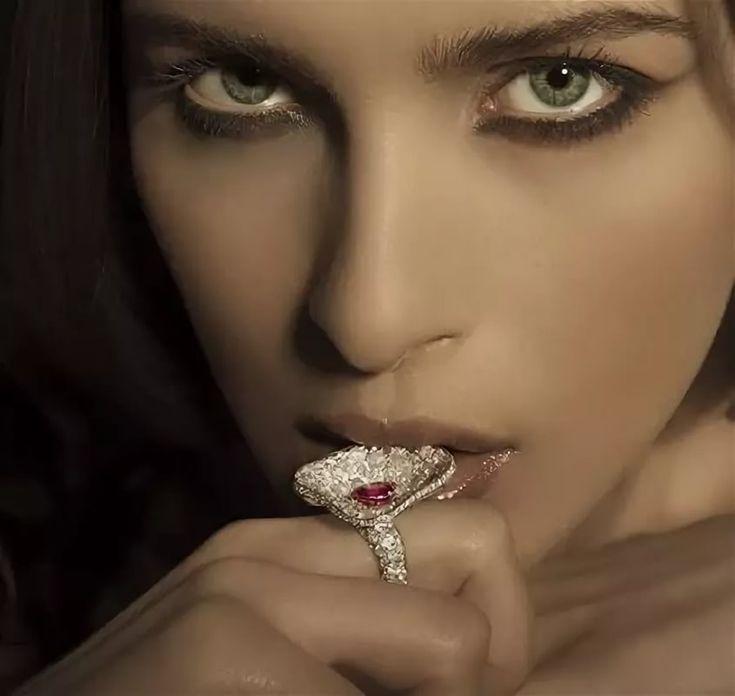 во рту бриллиант гламурное фото что