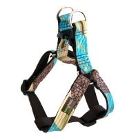 Still one of my favs!  Mimi Green 'Rooney' dog harness.