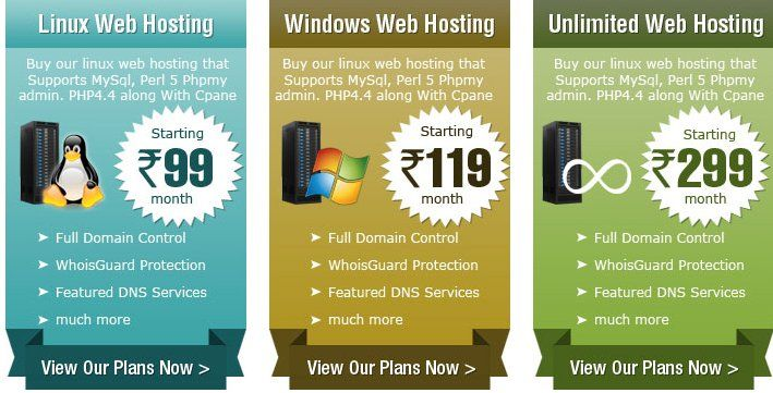 We offer Domain Registration, Web Hosting Services, Web Design & Website great customer service, the best pricing along with a host of other features. Read more information @ http://www.hostingexpertsmumbai.in/