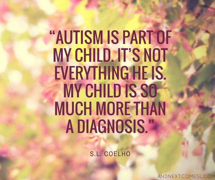 And Next Comes L: 8 Inspirational Autism Quotes