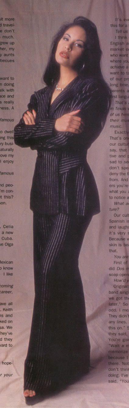 Fashion Diva: 31 Days of Selena Day 30