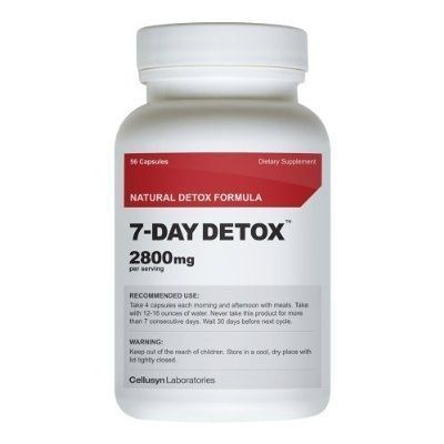 7 Day Detox  Best Supplement for Quick Weight Loss  All Natural Diet Pill  To #BestDetoxDietPills