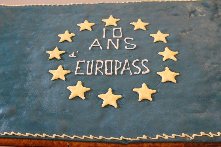#Europass10Years! Cérémonie de remise d'Europass, Juin 2015 - Pontonx