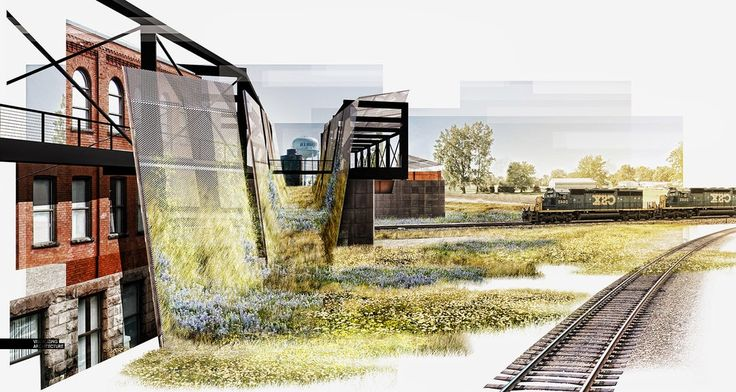 The Art of Rendering: How to Bring Your SketchUp Model to Life Using Nothing but Photoshop - Architizer