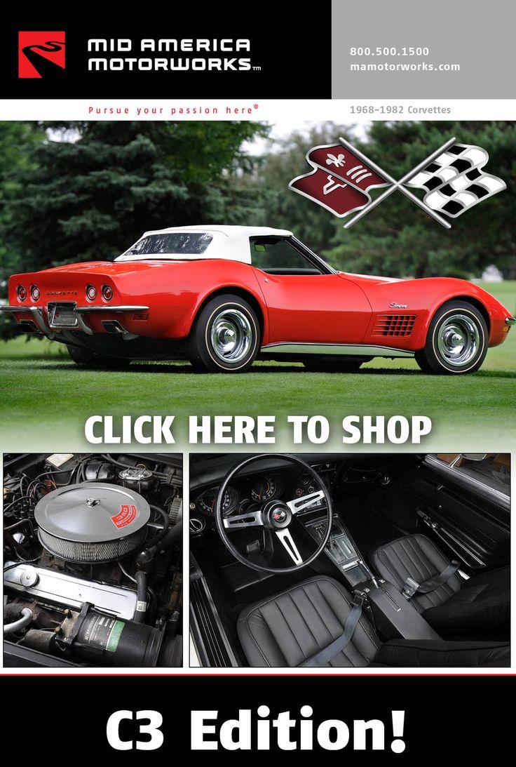 Mamotorworks Corvette