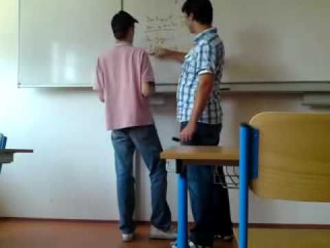 Hodina Matematiky 0 respekt k učiteli - YouTube