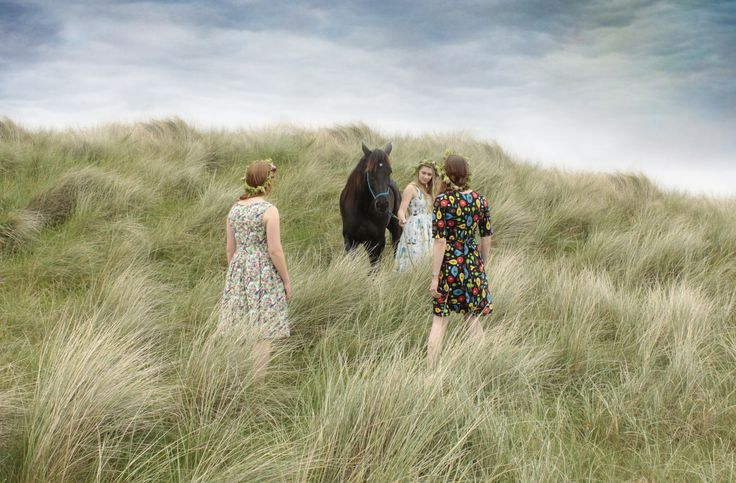 Waimakariri Grasslands Photoshoot in Second Collection