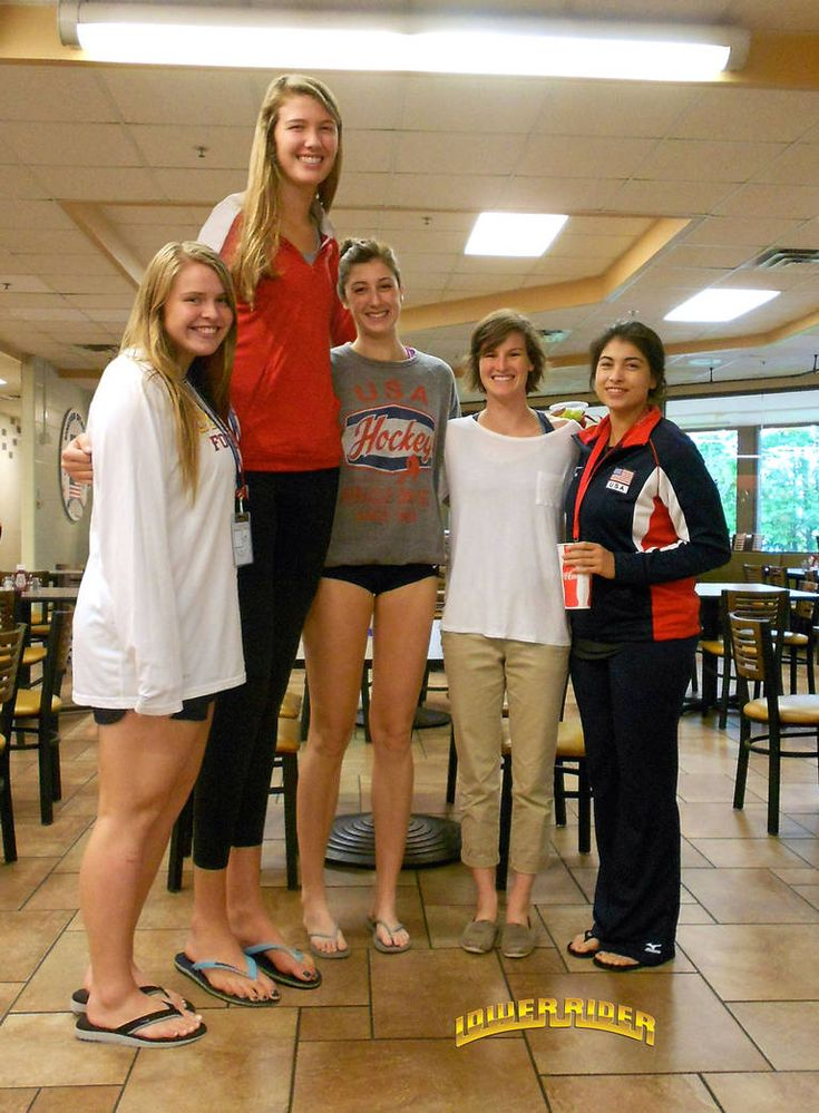 Tallest teen girls — pic 5