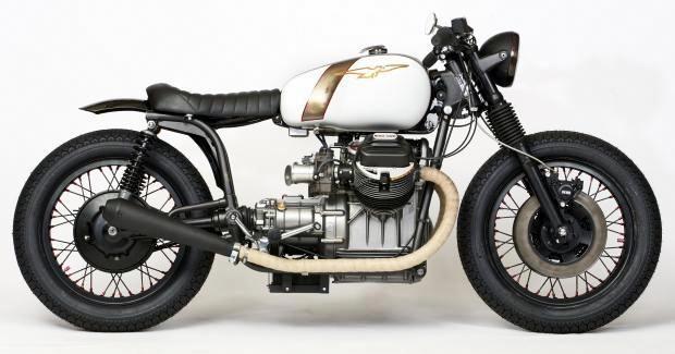 Moto Guzzi V7 Spécial