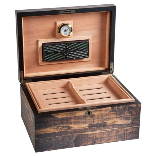 …because when it comes to your cigar collection, you really shouldn't mess around.  As you know, it's super important to keep these bad boys stored perfectly at all times.  Whether you're looking to buy a humidor for yourself or are looking to gift one (or two) for someone …