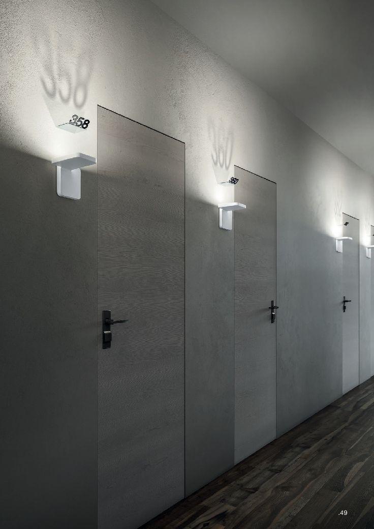 Ma&de Quad wall light#ledwalllight#modern#walllight#linealight#italstylelightingdesign#madeinitaly