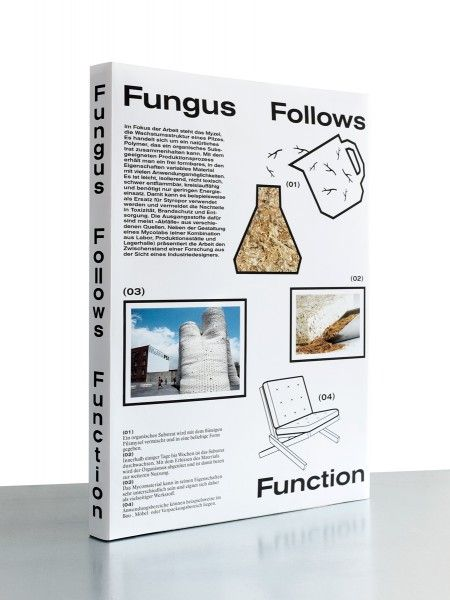 """whokillsgraphicdesign: """"daily dialogue fungus follows…"""
