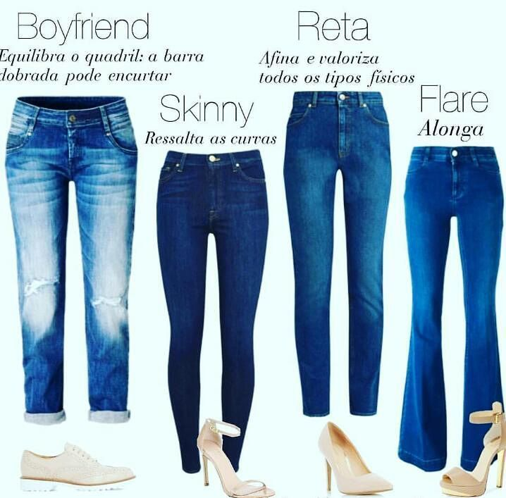 Types of shoes to any pants
