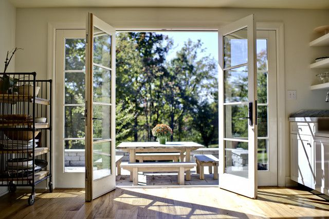 We're here to provide quality #bi-folding doors to our customers in #London!