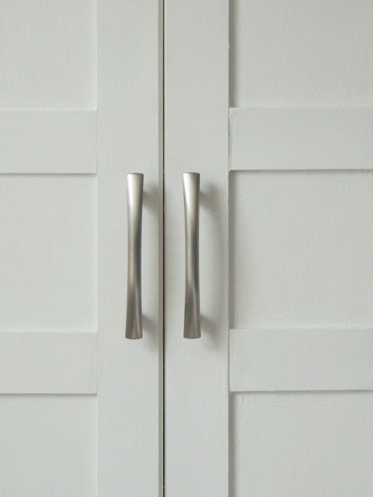 33 best shaker style images on pinterest shaker style for Sliding french door hardware