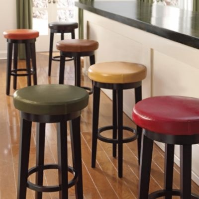 25 best ideas about red bar stools on pinterest retro for Kitchen island bar stools