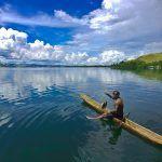 Terluas dan Terkaya,Danau Sentani ini Memiliki 30 Spesies Ikan Air Tawar