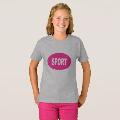TEE-SHIRT   TAGLESS   SPORT   CANDY T-Shirt - girl gifts special unique diy gift idea