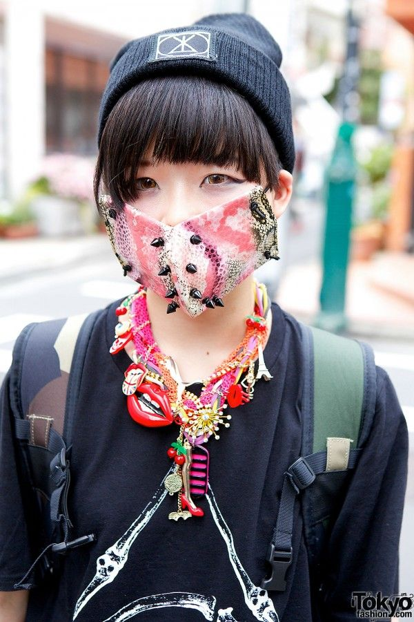 asian girl swag mask   ( ) Swag Mask ( ) in 2019   Fashion ...