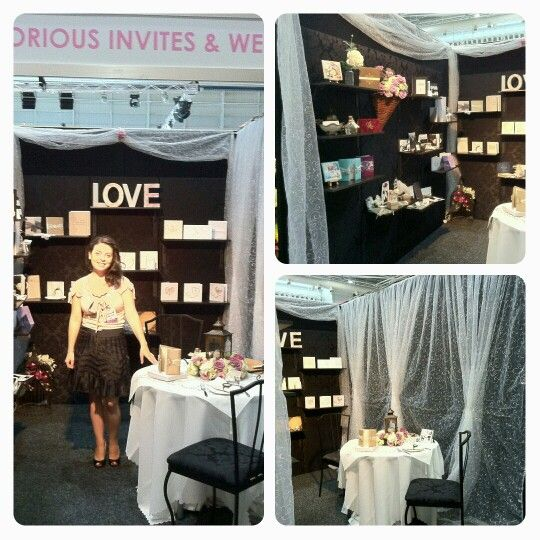 Wedding expos are a great way to meet new brides