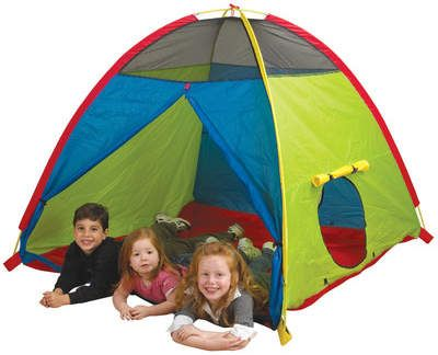 Wayfair Lola Kids' Play Tent toddler fun and games ad