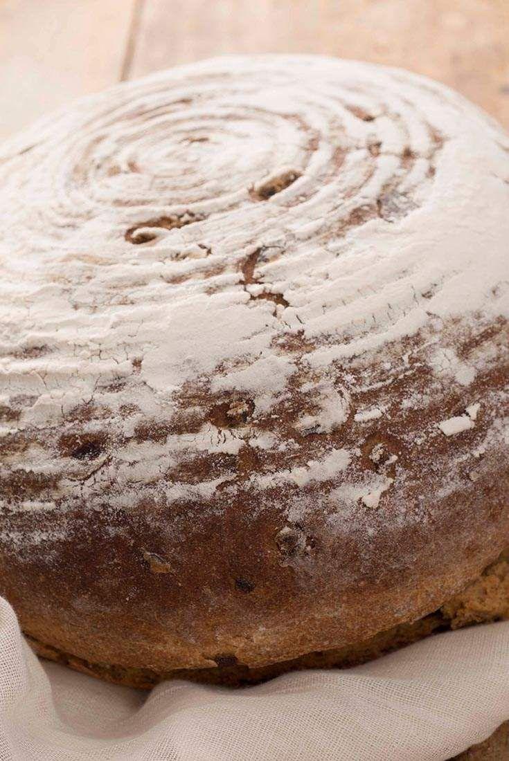 Sourdough Pumpernickel Bread Recipe