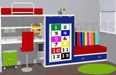 Aprender  jugando con lapices, colores y números