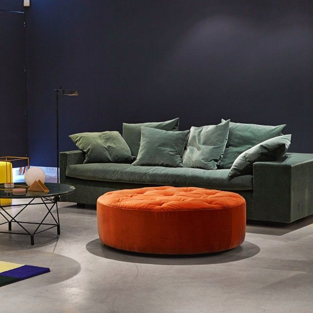Jazz sofa from Eilersen: different angle